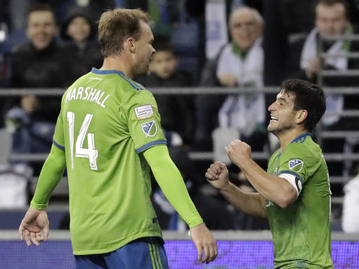 CCL: Seattle Sounders blow out Santa Tecla in second half