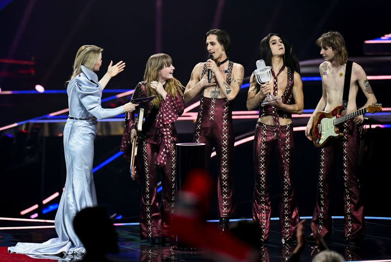 2021 Eurovision Song Contest in Rotterdam
