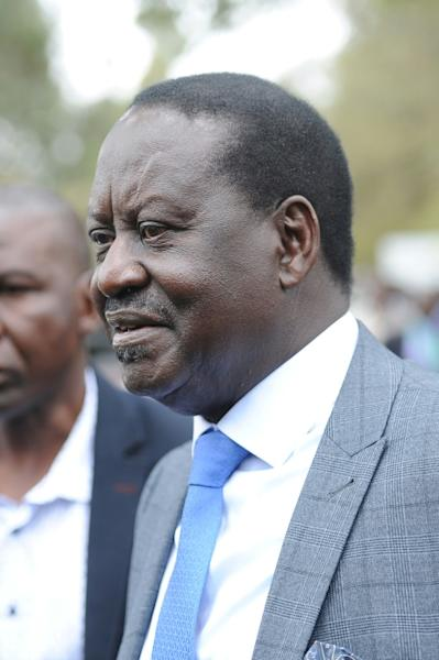 Raila Odinga has tried four times to win the Kenyan presidency