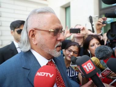 'Didn't have any formal meeting': Vijay Mallya clarifies remarks on Arun Jaitley, blames media for controversy