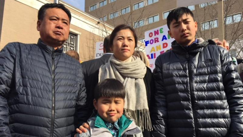 Chinese couple face deportation after nearly 20 years in US
