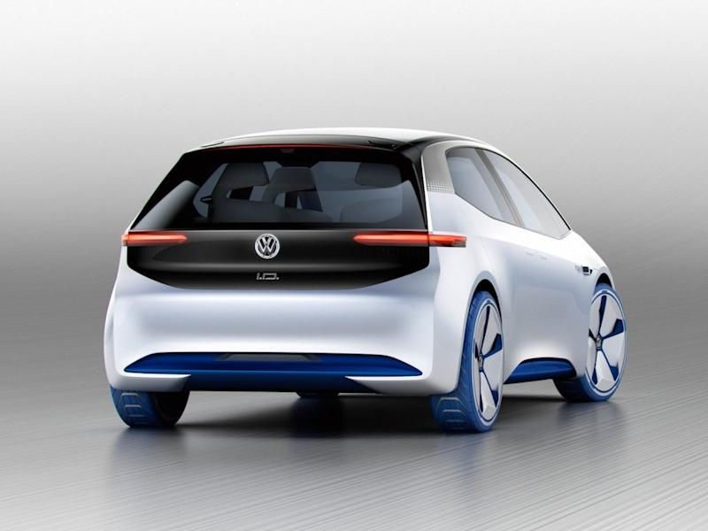 Volkswagen just unveiled its 'revolutionary' electric ...