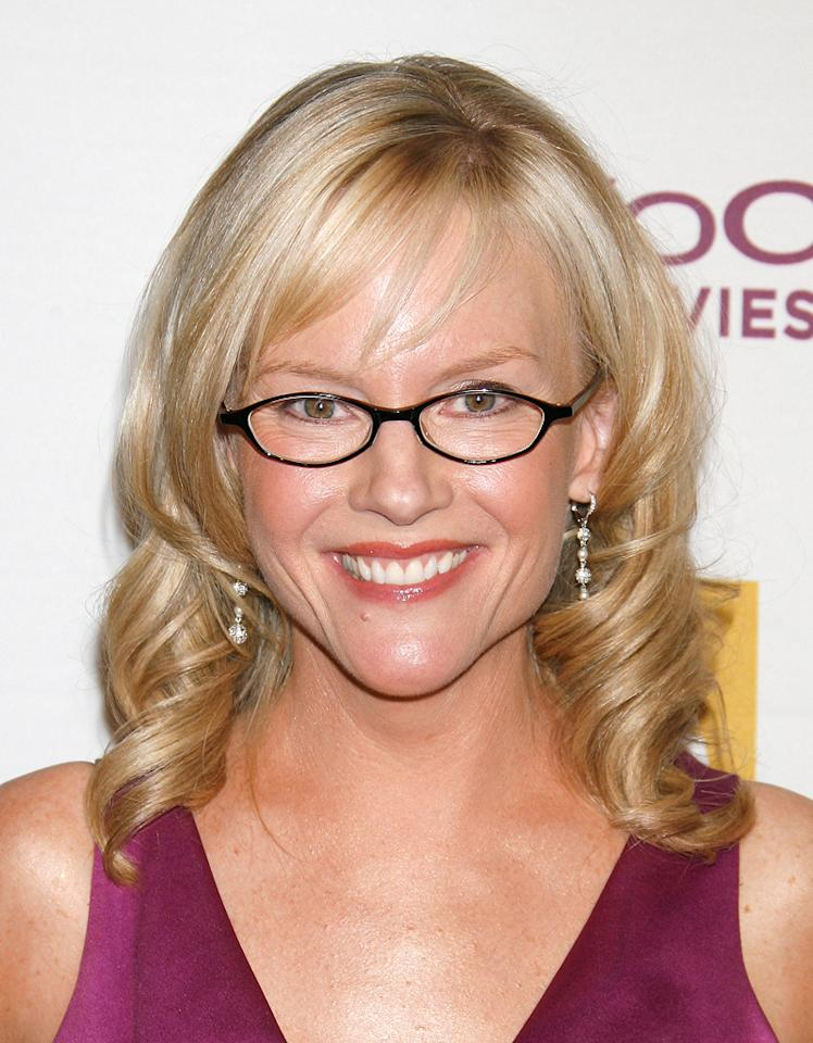 "<a href=""http://movies.yahoo.com/movie/contributor/1807733767"">Rachael Harris</a> at the Hollywood Film Festival's Hollywood Awards in Beverly Hills - 10/22/2007"