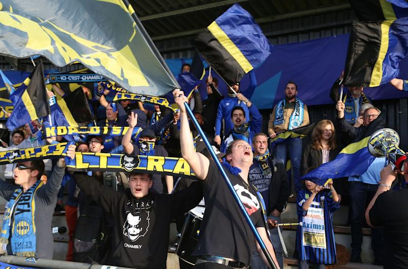 Les supporters de Chambly redoutent l'exil