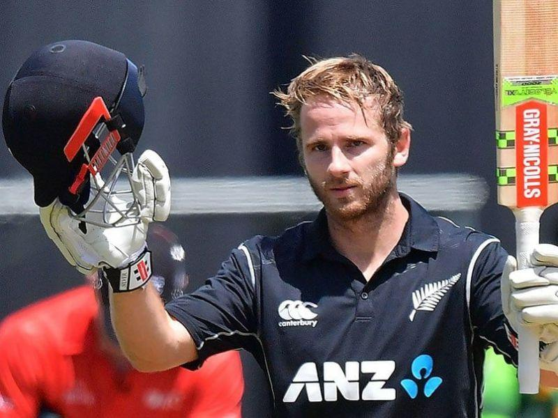 Williamson - Mr. Dependable for New Zealand