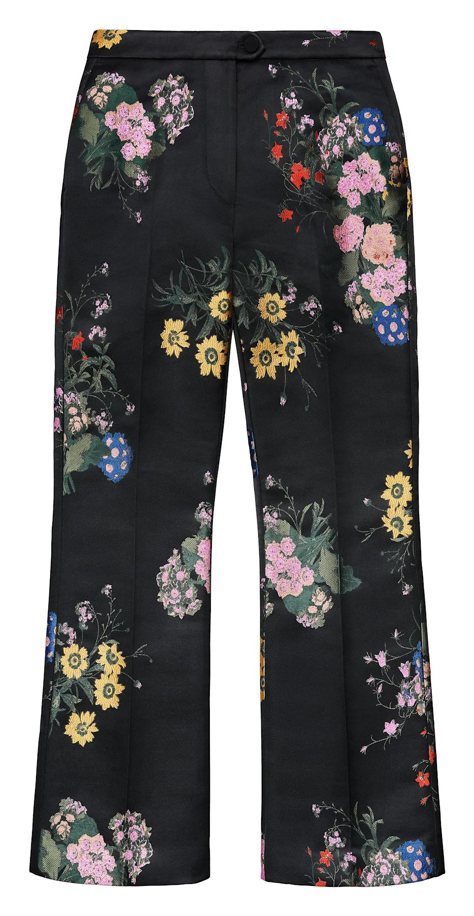 """<p>You can't possibly buy the blazer and not the co-ordinating trousers, right? <em><a rel=""""nofollow noopener"""" href=""""http://www2.hm.com/en_gb/index.html"""" target=""""_blank"""" data-ylk=""""slk:H&M"""" class=""""link rapid-noclick-resp"""">H&M</a>, £79.99</em> </p>"""