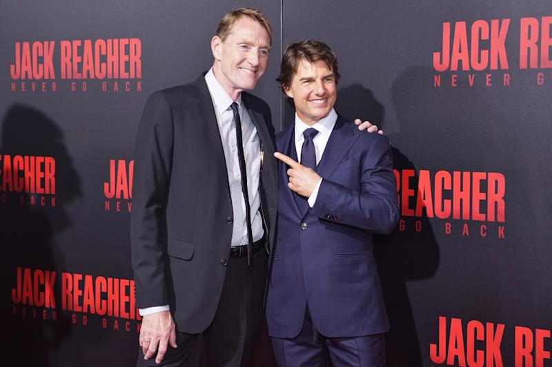 Tom Cruise Is Too Old to Do Action Movies, Says Jack Reacher Author