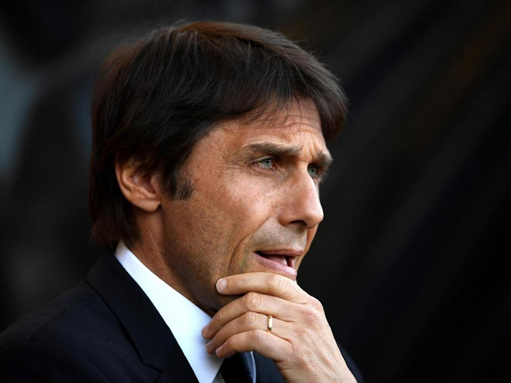 Chelsea considered Conte and Sampaoli - both like energetic play and a back three (Getty)