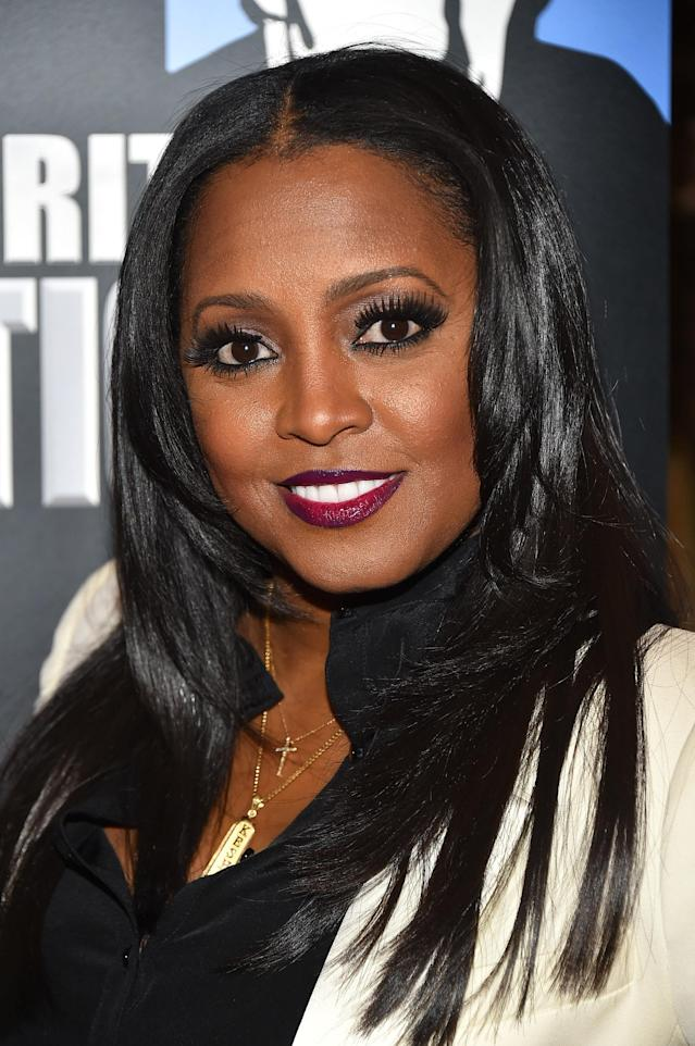 <p>Many remember her as Rudy Huxtable on <em>The Cosby Show</em>, and now Pulliam is all grown-up. She is an alumni of Spelman College and a member of Delta Sigma Theta Sorority, Inc. (Photo: Getty Images) </p>