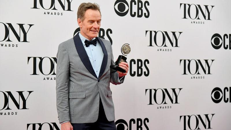 Bryan Cranston doesn't know, either.