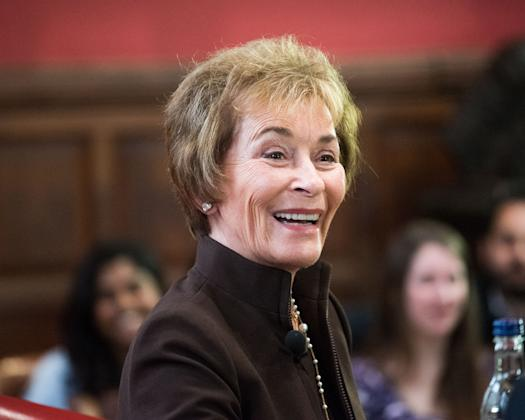 Judge Judy just endorsed Michael Bloomberg for president