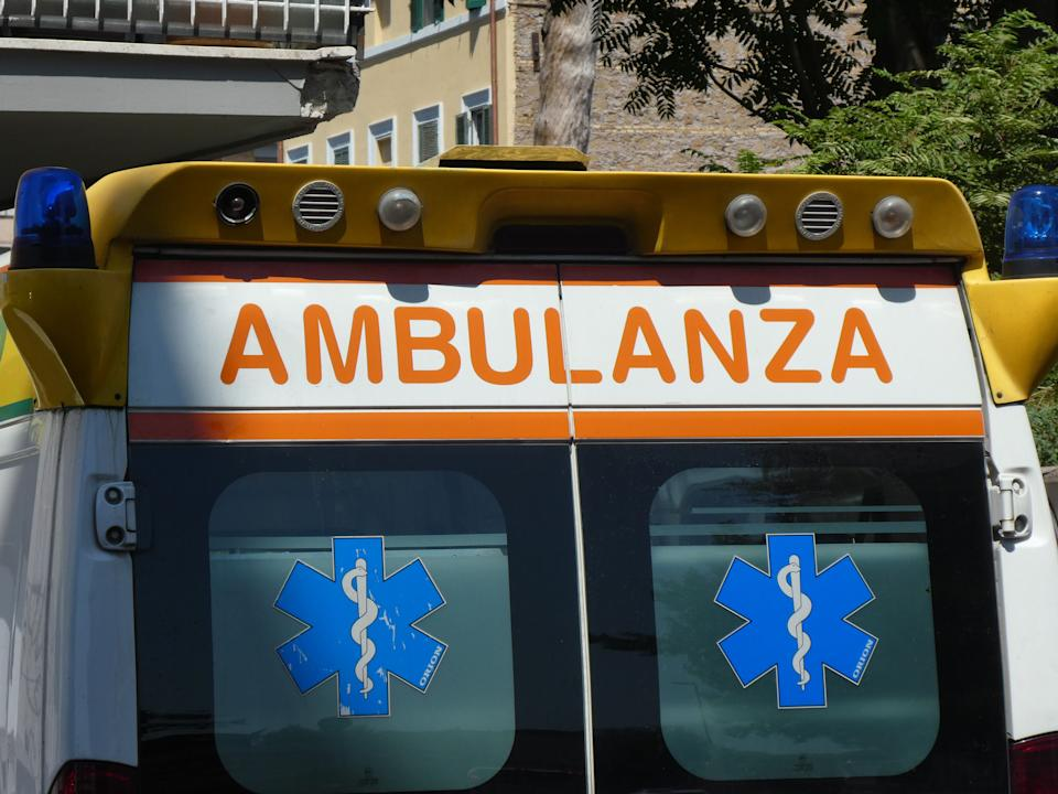 Rome, Italy - July 31, 2018: Italian Emergency Mobile Unit ambulance moving on a street in Rome during the day (Photo: Cineberg via Getty Images)