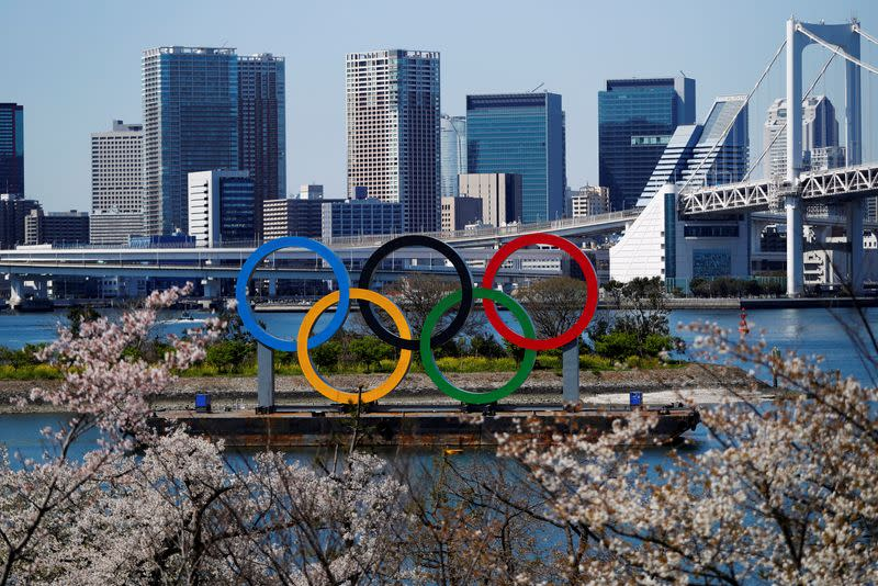 Bananas, baseball and headaches - counting the cost of Tokyo's Olympic delay