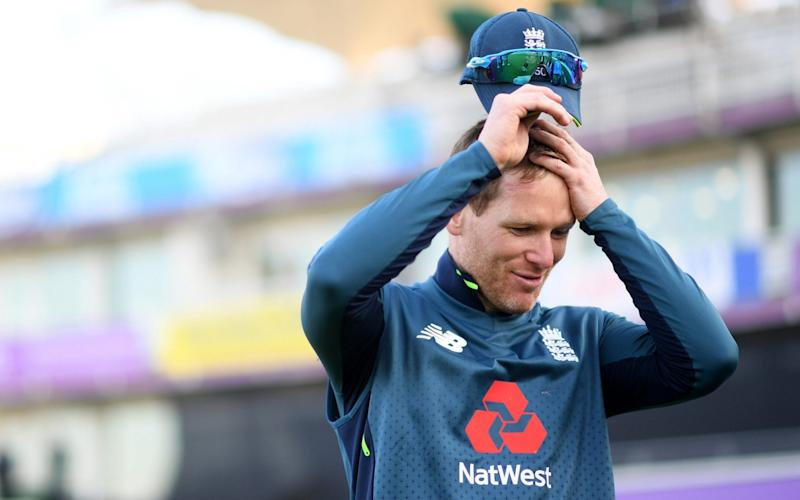 Eoin Morgan has been suspended for the fourth ODI against Pakistan - Getty Images Europe