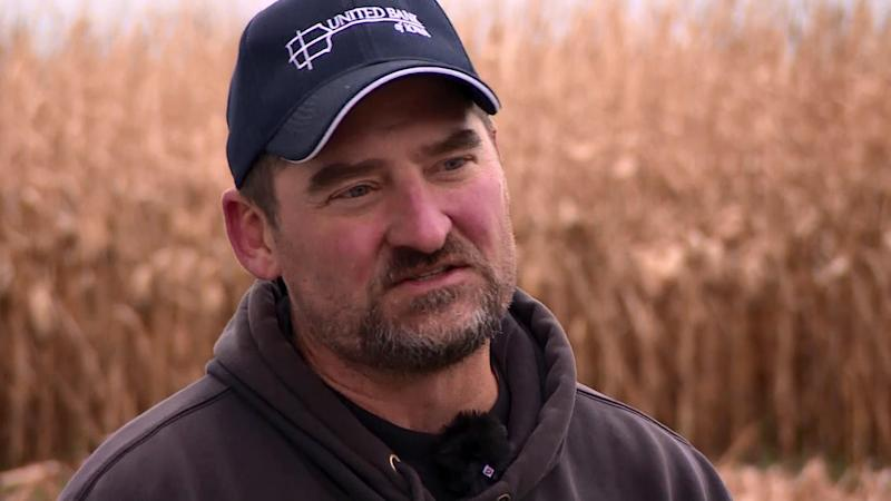 Trade war and climate change on Iowa farmers' minds