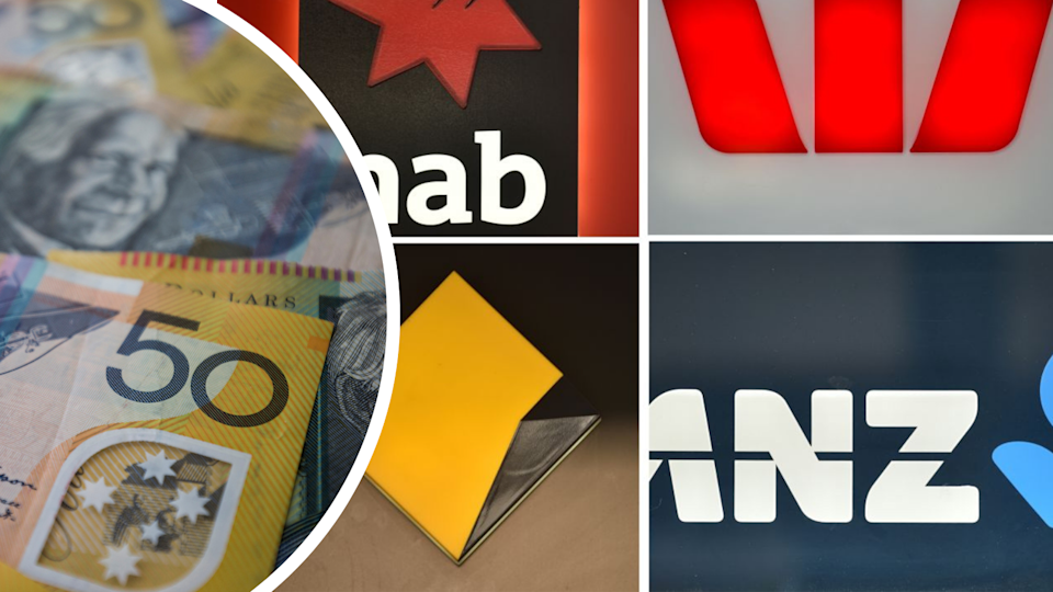 Westpac has become the second big bank to hike three-year rates. (Images: Getty).