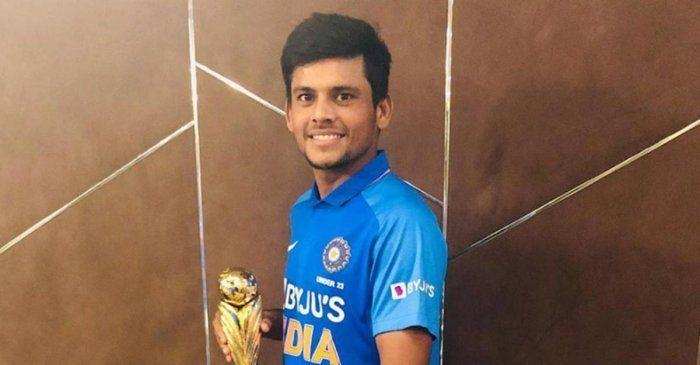 He will lead India U-19 team at the world cup