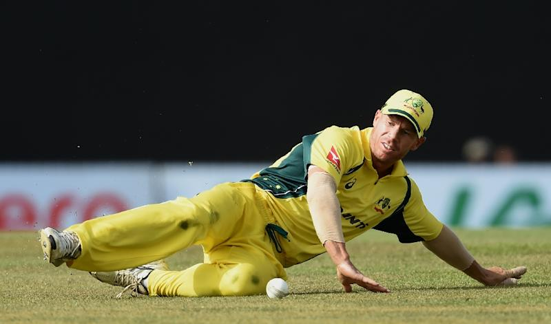 Warner full of praise for Aussies
