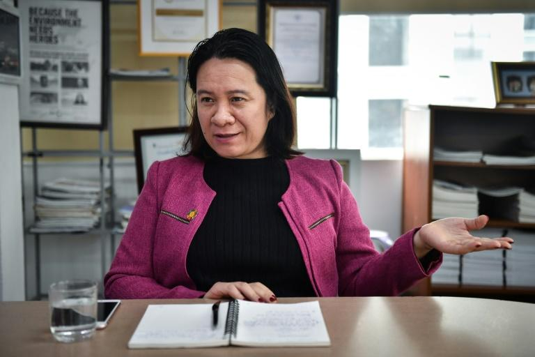 Nguy Thi Khanh is one of the few voices in Vietnam taking on the coal industry -- a rare female climate crusader pushing for renewables in a country where dirty energy is on the rise