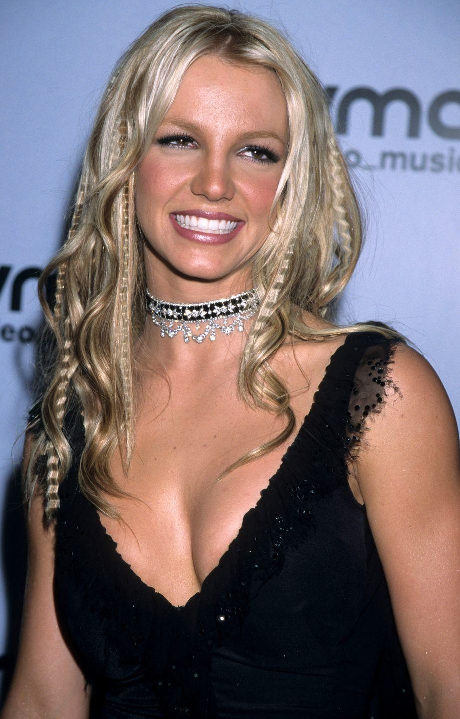 <p>Warning: Crimping your hair at home <del>never</del> rarely turns out looking like Britney at the MTV Music Video Awards. Doesn't mean you shouldn't try, tho! I believe in you!</p>