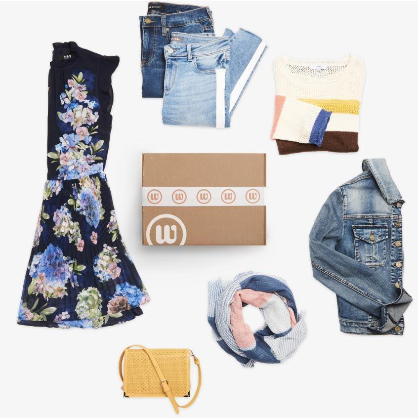 """<p><strong><em>Cost</em></strong><strong>:</strong> $2o styling fee that's credited toward you purchase<strong><em><br>Who it's for:</em></strong> Women<em><br><strong>What you get:</strong></em> 7 items typically between $50 to $100 each to try on at home</p><p>Wantable is similar to Stitch Fix, but you get more input to help your stylist curate your pieces. The style quiz you take at the beginning is in-depth, then <strong>you can scroll through images to request or decline specific items and give your stylist a better idea of what you like.</strong></p><p>If you buy at least five of the seven items, you get 20% off everything. You can pick the frequency of how often you get the subscription and you can cancel at any time. There are also fitness subscriptions for workout clothing for <a href=""""https://go.redirectingat.com?id=74968X1596630&url=https%3A%2F%2Fwww.wantable.com%2Fmens-fitness&sref=https%3A%2F%2Fwww.goodhousekeeping.com%2Fclothing%2Fg31156814%2Fbest-clothing-subscription-boxes%2F"""" rel=""""nofollow noopener"""" target=""""_blank"""" data-ylk=""""slk:men"""" class=""""link rapid-noclick-resp"""">men</a> and <a href=""""https://go.redirectingat.com?id=74968X1596630&url=https%3A%2F%2Fwww.wantable.com%2Ffitness&sref=https%3A%2F%2Fwww.goodhousekeeping.com%2Fclothing%2Fg31156814%2Fbest-clothing-subscription-boxes%2F"""" rel=""""nofollow noopener"""" target=""""_blank"""" data-ylk=""""slk:women"""" class=""""link rapid-noclick-resp"""">women</a>.</p><p><a class=""""link rapid-noclick-resp"""" href=""""https://go.redirectingat.com?id=74968X1596630&url=https%3A%2F%2Fwww.wantable.com%2Fedits%2Fstyle&sref=https%3A%2F%2Fwww.goodhousekeeping.com%2Fclothing%2Fg31156814%2Fbest-clothing-subscription-boxes%2F"""" rel=""""nofollow noopener"""" target=""""_blank"""" data-ylk=""""slk:SHOP NOW""""><strong>SHOP NOW</strong></a></p>"""