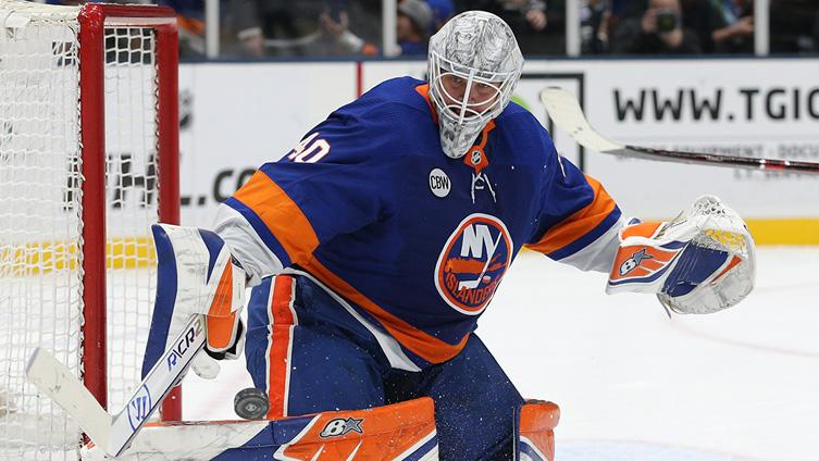 Blackhawks Sign Goalie Robin Lehner