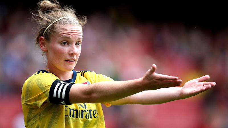 Arsenal captain Kim Little predicts exciting finish to Women's Champions League
