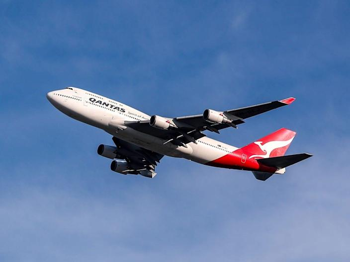 Qantas retired its final Boeing 747 aircraft after nearly 50 years of service.