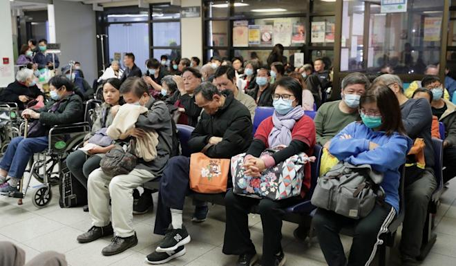 The government had already set aside a HK$30 billion to fight the growing health crisis. Photo: Edmond So