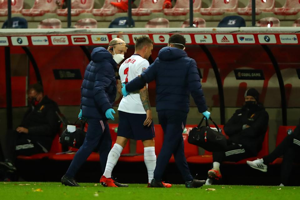 Kieran Trippier says he has never felt pressured to skip international dutyGetty