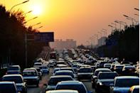 "<p>That bodes well for your heart: According to a new German study, patients who suffered from heart attacks were three times more likely to have been in traffic shortly before symptoms began. While the exact link can't yet be determined, scientists hypothesize that the combination of air pollution from oncoming cars and stress could be increasing heart attack risk. (Check out <a class=""link rapid-noclick-resp"" href=""https://www.prevention.com/health/healthy-living/long-commutes-linked-health-risks/"" rel=""nofollow noopener"" target=""_blank"" data-ylk=""slk:7 ways to fix a crappy commute"">7 ways to fix a crappy commute</a> no matter what your route's like.)</p>"