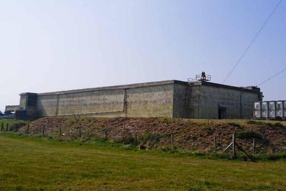 Nuclear bunker for sale