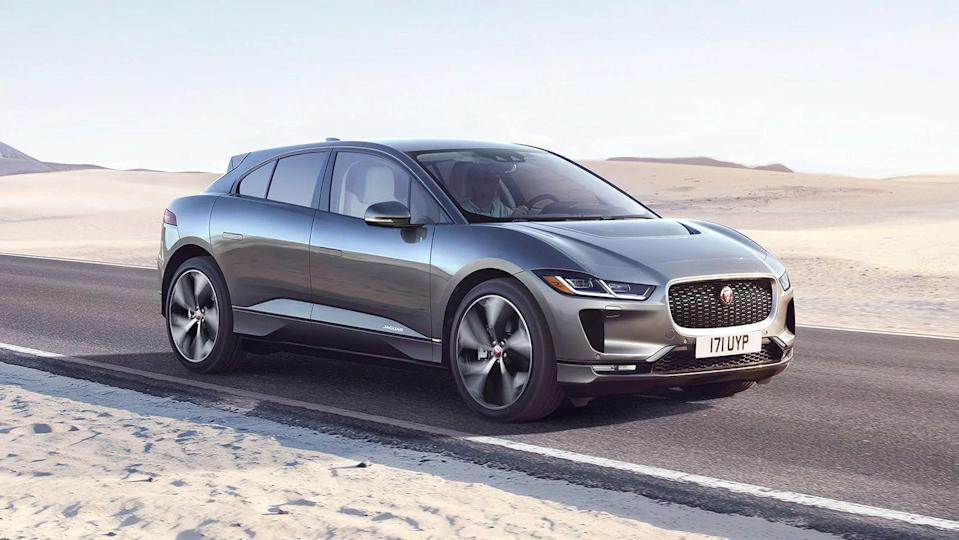"""<p>With electric vehicles becoming more commonplace, the electron-fueled <a href=""""https://www.caranddriver.com/jaguar/i-pace"""" rel=""""nofollow noopener"""" target=""""_blank"""" data-ylk=""""slk:2020 I-Pace"""" class=""""link rapid-noclick-resp"""">2020 I-Pace</a> adds some excitement to the mostly <a href=""""https://www.caranddriver.com/features/g27271118/best-hybrid-electric-cars/"""" rel=""""nofollow noopener"""" target=""""_blank"""" data-ylk=""""slk:sedate segment"""" class=""""link rapid-noclick-resp"""">sedate segment</a>. Its alluring exterior makes a statement that rivals don't, while its interior supplies an excellent mix of luxury and technology. The all-electric <a href=""""https://www.caranddriver.com/jaguar"""" rel=""""nofollow noopener"""" target=""""_blank"""" data-ylk=""""slk:Jaguar"""" class=""""link rapid-noclick-resp"""">Jaguar</a> SUV accelerates with quiet gusto and actually manages to engage its driver with a surprising amount of athleticism. While every model has a claimed driving range of 253 miles and DC fast-charging capability, we found it hard to achieve that range and regular charging was on the slow side. Still, the 2020 I-Pace interrupts EV innovation in favor of making the species more desirable.</p><p><a class=""""link rapid-noclick-resp"""" href=""""https://www.caranddriver.com/jaguar/i-pace"""" rel=""""nofollow noopener"""" target=""""_blank"""" data-ylk=""""slk:Review, Pricing, and Specs"""">Review, Pricing, and Specs</a></p>"""