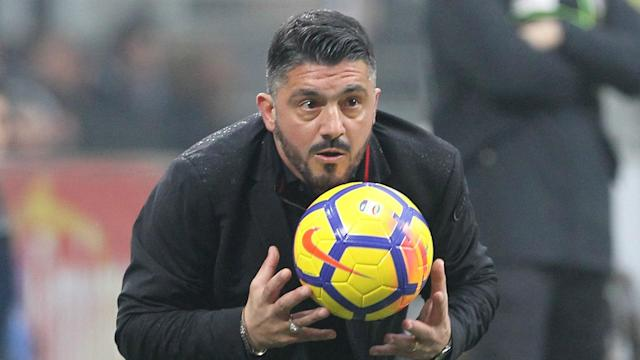 In-form Patrick Cutrone must not get distracted by his achievements so far for Milan, according to Gennaro Gattuso.