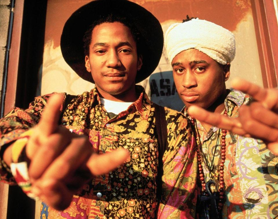 <p>A Tribe Called Quest in 1990.</p>