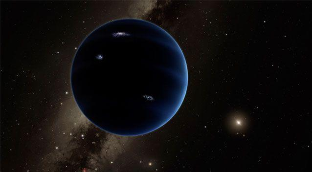 NASA has confirmed evidence points towards the existence of Planet Nine. Source: AAP