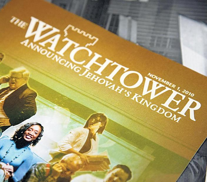 <p>Dozens of lawsuits across the country have accused the Jehovah's Witnesses of mishandling abuse allegations inside the church.</p>
