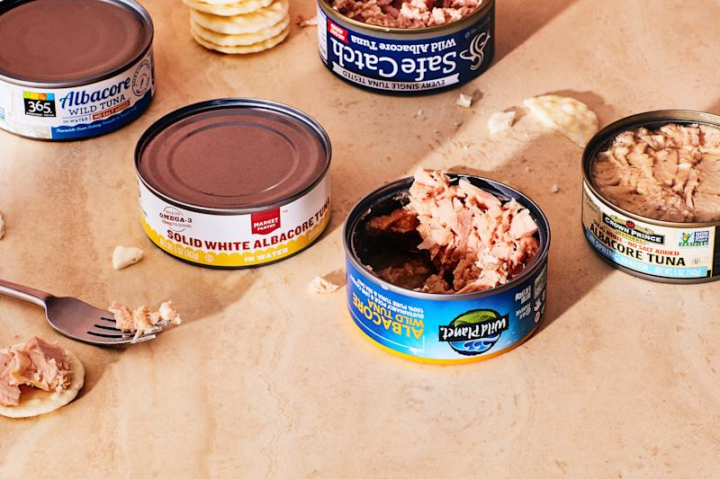 Is there such thing as too much tuna?