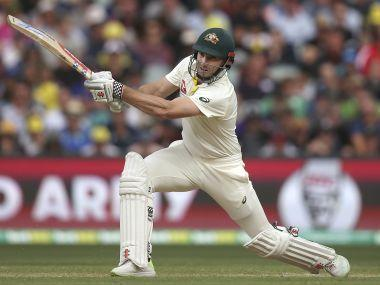 Shaun Marsh followed Australia team-mate Matt Renshaw in making an early-season century in England's County Championship as he marked his Glamorgan debut with an innings of 111 at Gloucestershire on Saturday.