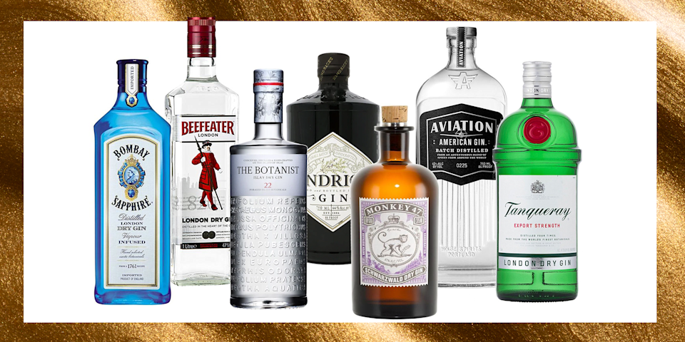 "<p>For those unfamiliar with drinking gin, it could be an intimidating liquor to get into. Due to its complex flavors (most are made with <em>at least</em> 10 botanicals), it's not as often mixed into fruity drinks like, say, <a href=""https://www.delish.com/entertaining/g31213317/best-vodka-brands/"" rel=""nofollow noopener"" target=""_blank"" data-ylk=""slk:vodka"" class=""link rapid-noclick-resp"">vodka</a> or <a href=""https://www.delish.com/entertaining/g32009640/best-rum-brands/"" rel=""nofollow noopener"" target=""_blank"" data-ylk=""slk:rum"" class=""link rapid-noclick-resp"">rum</a>. Gin can be enjoyed on the rocks or straight, and is most commonly mixed with tonic water, soda water, or ginger ale. These mixers are neutral enough in taste that you can still enjoy the unique flavor of the liquor while adding carbonation that can ease the bite of each sip. It can also be made in a martini with vermouth, if that's more your style. </p><p>When it comes to deciding what gin to pick there are tons of options, but here are some of the 11 best bottles for beginners and gin lovers alike.</p>"