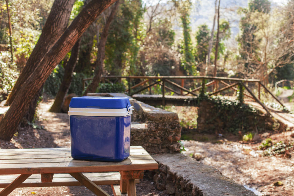 An Esky is what Australians call a portable drinks cooler. Source: Getty