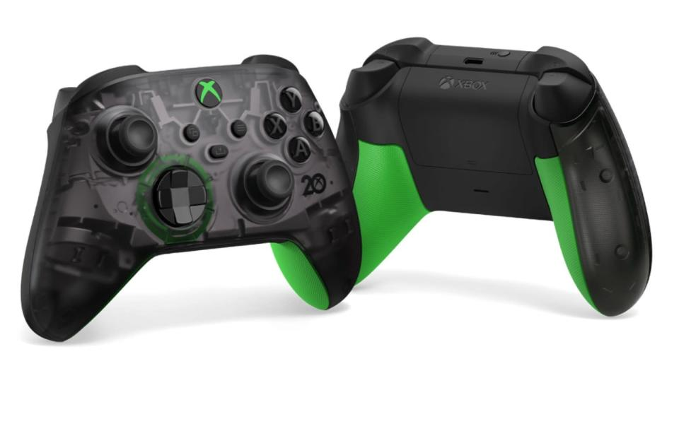 Xbox Wireless Controller 20th Anniversary Special Edition