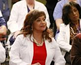 """<ul> <li><strong>On why she doesn't think </strong><a rel=""""nofollow noopener"""" href=""""http://www.closerweekly.com/posts/debbie-allen-greys-anatomy-ending-159356"""" target=""""_blank"""" data-ylk=""""slk:the iconic show will end anytime soon"""" class=""""link rapid-noclick-resp""""><strong>the iconic show will end anytime soon</strong></a>: """"I don't see that right now. The train is so strong, and the audience is so committed. It's so global. <strong>Grey's Anatomy</strong> has a huge audience that is brand new. We've had a whole new audience the last couple of years of 13- or 14-year-olds that started from season one and are now our biggest fans.""""</li> </ul>"""