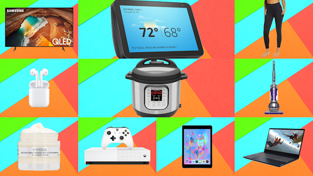 From iPads to moisturizers, these are the deals you can't afford to miss out on. (Photo: Yahoo Lifestyle)