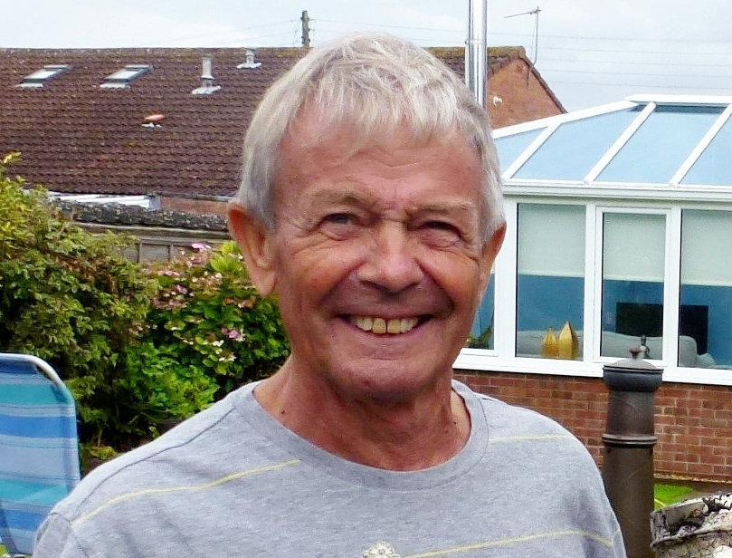 FILE PICTURE - Penelope Jackson, will go on trial at Bristol Crown Court today,  October 11, 2021, for the murder of her husband David Jackson (PICTURED), at their home in Berrow, Somerset.  A woman has been arrested and police have launched a murder investigation after the death of a man in a small village. Officers were called to Berrow in Somerset at 9.15pm on Saturday after paramedics reported a male had been seriously injured. Police say he was pronounced dead at the scene and formal identification has yet to take place but the next of kin have been informed. Berrow, Somerset. 13 February 2021.