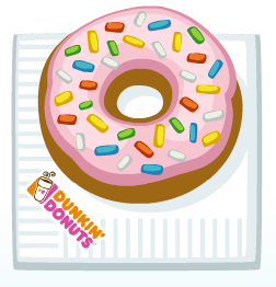 Dunkin' Donuts The Sims Social