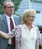 Meryl Streep and Tommy Lee Jones