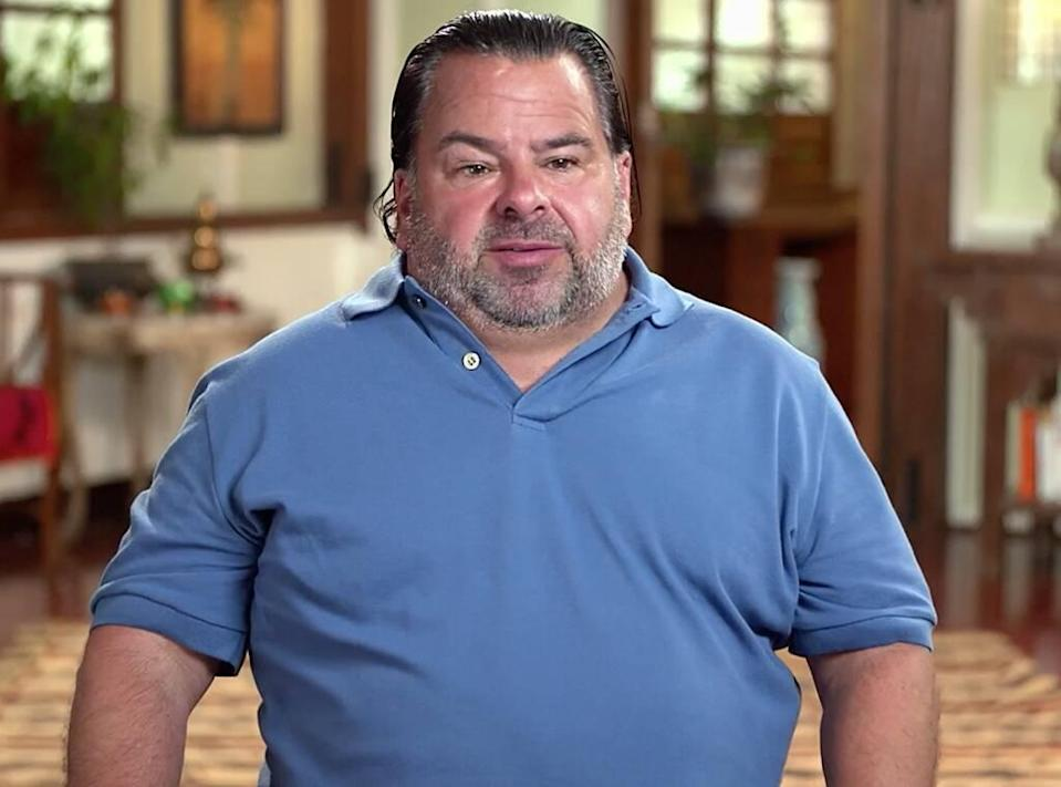 90 Day Fiance: Before the 90 Days, Big Ed