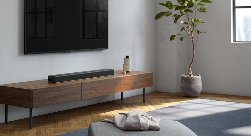 Sony's HT-X8500 is an easy way to upgrade your home entertainment- and it's reduced. (Sony)