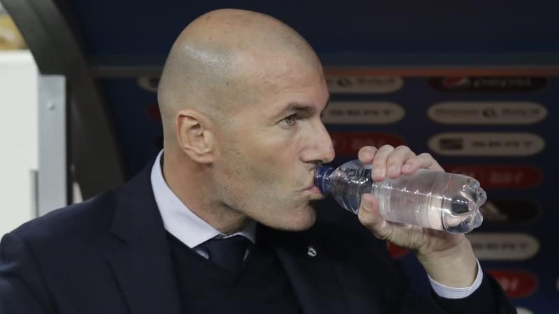 Zinedine Zidane expects Barcelona to be the Real deal under Quique Setien